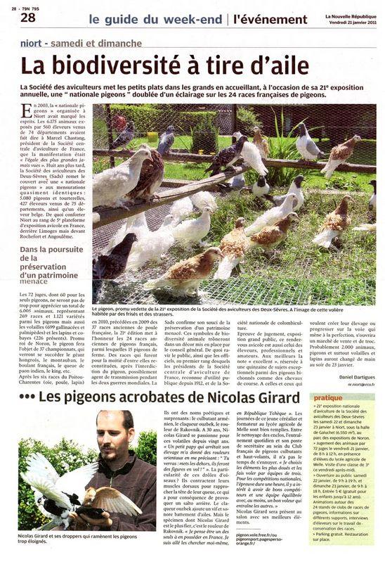 Niort 22 et 23 janvier 2011 - national SNC La-biodiversite-a-tire-d_aile3